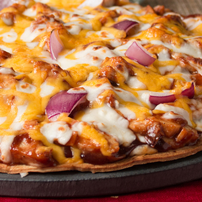 Image of BBQ Chicken Pizza