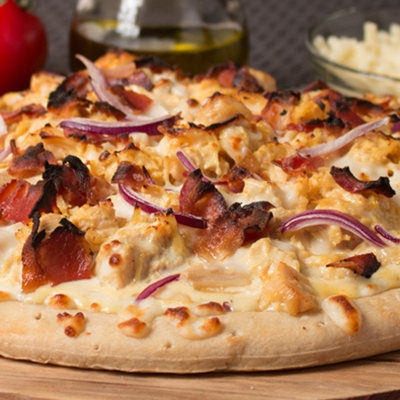 Image of Honey Chicken Pizza